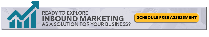 Schedule a Free Inbound Marketing Assessment