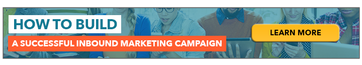 Learn how to build a successful inbound marketing campaign!